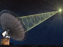 Австралийскими учеными получены необычные сигналы из космоса
