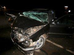 Авария под Тулой произошла из-за уснувшего за рулем водителя — МВД