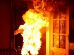 Мужчина облил сожительницу бензином и поджёг в Кобринском районе