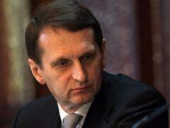Нарышкин предложил не спешить с внесением взносов в бюджет ПАСЕ