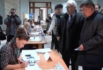 выборы ПМР