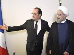 Совместный обед президентов Франции и Ирана сорвался из-за вина
