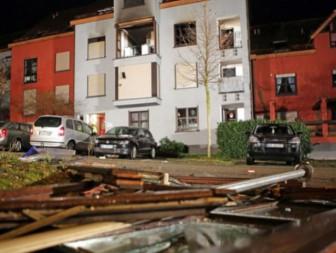 взрыв квартиры ФРГ