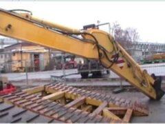 ФТС изъяла 820 кг гашиша, ввезенного в Петербург в ковше экскаватора