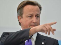 СМИ: Кэмерон надеется получить согласие парламента на операцию в Сирии