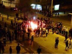 В Турции против недовольных выборами применили слезоточивый газ