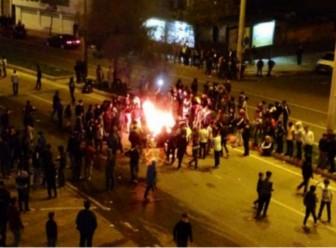 протесты Турция