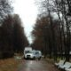 В Петербурге найден труп в парке Победы