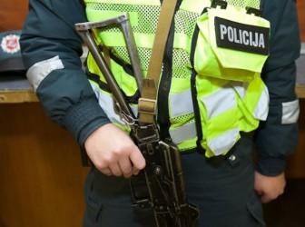 полиция Литва