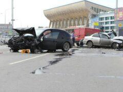 На северо-востоке Москвы водитель устроил смертельное ДТП и скрылся