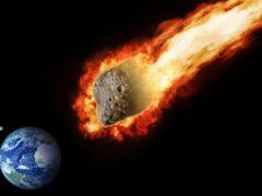 К Земле приближается очередной гигантский астероид «Апофис»