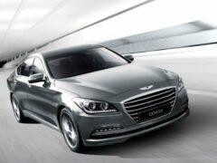 Hyundai запускает новый бренд автомобилей премиум-класса