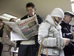 Беларусь: законопроект о наказании для злостных «тунеядцев» прошел первое чтение