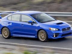 Subaru приоткрыла завесу тайны над новым седаном Impreza