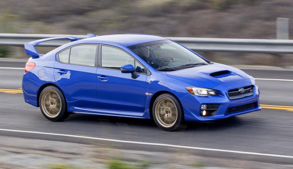 Subaru стартовала тесты новой Impreza