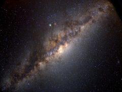 Обнаружены самые древние гигантские галактики во Вселенной