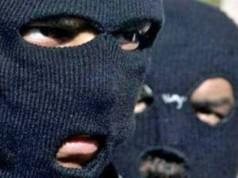 грабители маски