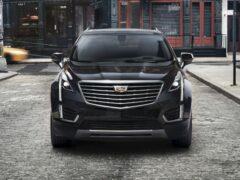 Cadillac рассекретил свой новый кроссовер