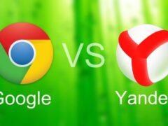 Google оспорит в суде предписание ФАС по жалобе «Яндекса»