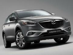 Mazda представила второе поколение кроссовера CX-9