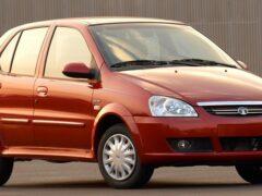 Фотошпионы заметили новый бюджетный хэтчбек Tata Indico