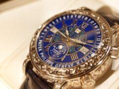 В Женеве на аукционе проданы самые дорогие наручные часы в мире