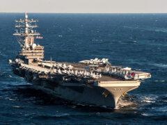 Авианосцы США потеряют эффективность из-за ошибки 20-летней давности
