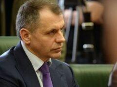 Константинов призвал депутатов Крыма не совершать поездки на Украину