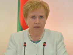 Лукашенко присвоил Ермошиной высший класс государственного служащего