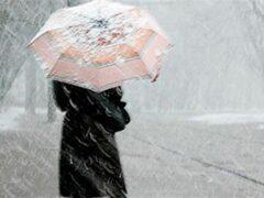 Погода в Беларуси: в понедельник объявлен оранжевый уровень опасности