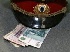В Ногинском районе за взятки задержали троих полицейских