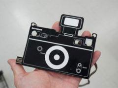 В Японии разработали сверхтонкую картонную цифровую камеру