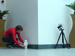 Шотландские физики создали камеру способную заглянуть за угол
