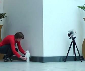камера, способная заглянуть за угол