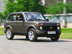 Внедорожник Lada 4×4 Urban вышел на европейский рынок