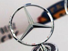 У безработного москвича угнали Mercedes за 9,7 млн рублей