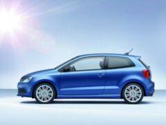Volkswagen 2016 году привезет в Россию новую спортивную версию Polo GT