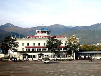 аэропорт Камчатка