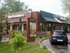 В Петербурге водитель выстрелил в голову прохожему возле McDonald's