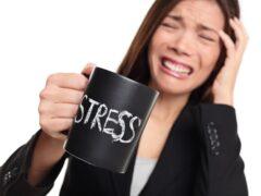 Ученые: Стресс вызывает выпадение волос у людей