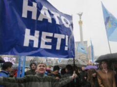 Треть жителей Украины против вступления в НАТО, 43% выступают «за»