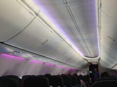 На борту самолета Air Canada пассажир напал на стюардессу