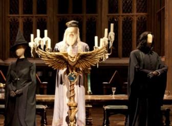 выставка Гарри Поттер