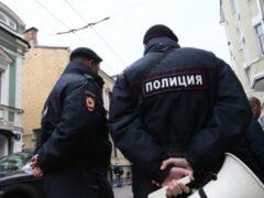 Московские полицейские помешали женщине совершить самосожжение