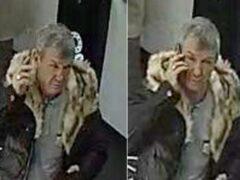 Опубликовано фото вора, укравшего бриллиант стоимостью 2 млн рублей