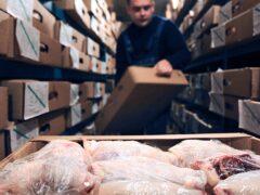 Россельхознадзор вернул в Турцию еще 108 тонн куриного мяса