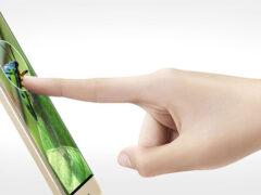 Samsung Galaxy S7 сможет распознавать силу нажатия на экран