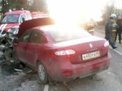 Пять человек погибли под Тверью в результате ДТП