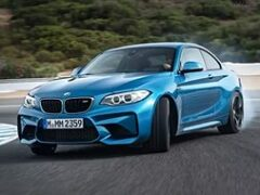 BMW анонсировала российские цены на новый BMW M2 купе