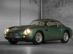 Раритетный Aston Martin был продан на аукционе за рекордную цену